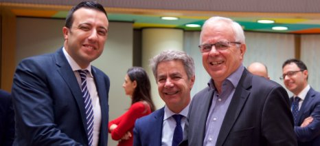 Αποστόλου στο Συμβούλιο Υπουργών: Επιμένουμε για επαρκή χρηματοδότηση της νέας ΚΑΠ
