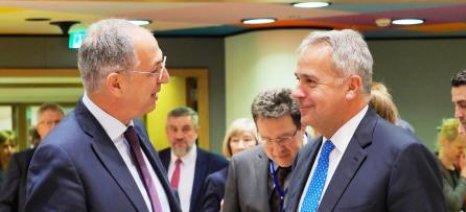 Ενισχύσεις για την βιωσιμότητα της ελαιοκαλλιέργειας ζήτησε ο Βορίδης από την Ε.Ε.