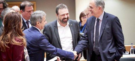 Θέματα καταστροφών από τις δασικές πυρκαγιές και κλιματικής αλλαγής τέθηκαν στο Συμβούλιο Υπουργών Γεωργίας