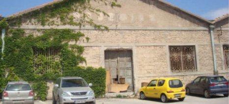 Σε έναν χρόνο οι αποθήκες του Αυτόνομου Σταφιδικού Οργανισμού στο Κιάτο θα ζωντανέψουν
