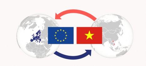 Ανοίγει η αγορά του Βιετνάμ για αγροτο-βιομηχανικά προϊόντα και επενδύσεις από την Κυριακή