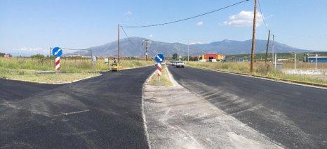 Ολοκλήρωση εργασιών γενικής συντήρησης από την ΠΕ Πέλλας σε οδούς αρμοδιότητας της