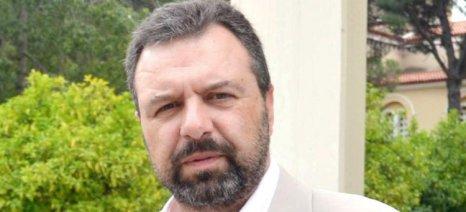 Σταύρος Αραχωβίτης: «Βασικός πυλώνας ανάπτυξης ο πρωτογενής τομέας»