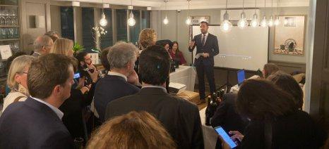 Παρουσιάστηκαν οι οινικές διαδρομές και τα επισκέψιμα οινοποιεία της Κεντρικής Μακεδονίας στο Παρίσι