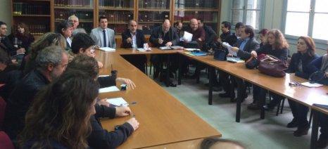 Στο επίκεντρο σύσκεψης στην Περιφέρεια Δυτικής Ελλάδας ο επιβλαβής οργανισμός για την ελαιοκαλλιέργεια Xylella Fastidiosa
