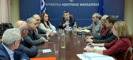 Την κατασκευή τριών κόμβων στην οδό Θεσσαλονίκης – Μηχανιώνας χρηματοδοτεί η Περιφέρεια Κεντρικής Μακεδονίας
