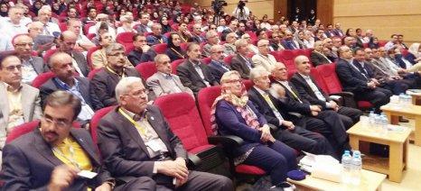 Το Ιράν βγαίνει από την απομόνωση και ζητά τη βοήθεια της διεθνούς επιστημονικής κοινότητας για μεγάλες επενδύσεις στη γεωργία