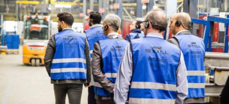 Νέο άνοιγμα για τις ελληνογερμανικές σχέσεις στον τομέα των logistics