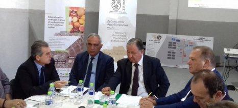 Αλλαγή πορείας προς την καλλιέργεια φρούτων και κηπευτικών στο νομό Σερρών προτείνουν οι ειδικοί