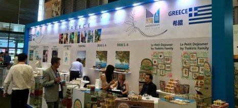 Έντονο ενδιαφέρον για ελληνικά προϊόντα στην 20η Διεθνή Έκθεση SIAL CHINA 2019