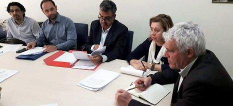 Σύσκεψη Τσιρώνη με επιστήμονες για το Νέο Εθνικό Πρόγραμμα Μελισσοκομίας