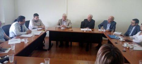 Συνάντηση Τσιρώνη με ΕΦΕΤ για την προστασία της αυθεντικότητας της φέτας