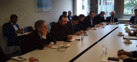Τη συναίνεση των Ελλήνων ευρωβουλευτών ζήτησε ο Αραχωβίτης για την προώθηση των ελληνικών θέσεων