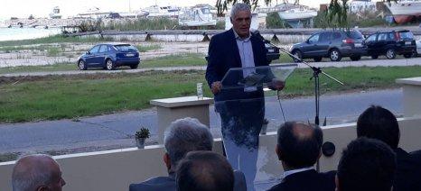 Θαλάσσιος τουρισμός, Natura και αναβίωση της λίμνης της Μουριάς απασχόλησαν την επίσκεψη Τσιρώνη στην Ηλεία