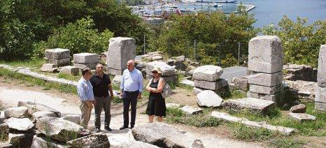 Επιπλέον 4,9 εκατ. ευρώ για την αποκατάσταση μνημείων σε Φιλίππους και Θάσο