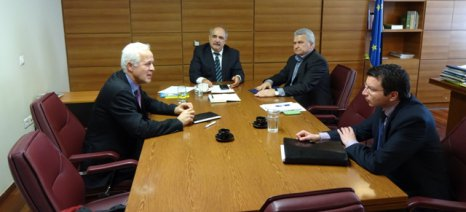 Για τη νομοθεσία του γιαουρτιού και το πρόβατο Σερρών μίλησαν Τσινάβος (Κρι-Κρι) και Μπόλαρης