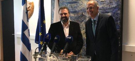 """Κοινό μέτωπο Ελλάδας-Κύπρου για τη νέα ΚΑΠ και στο... βάθος """"κυπροποιημένες"""" πατάτες στην ελληνική αγορά"""