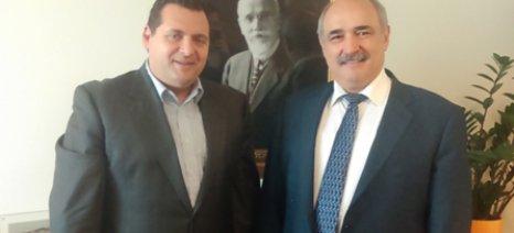 Ελληνοκυπριακές συνέργειες για την ανάπτυξη του γεωργικού και κτηνοτροφικού τομέα