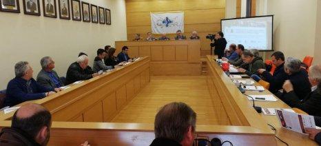 """Προτάσεις βελτίωσης του """"Στρατηγικού και Επιχειρησιακού σχεδίου του Τόπου"""" κατέθεσε ο Αποστόλου για την Πελοπόννησο"""