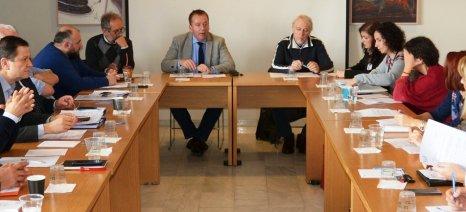 Eθνική στρατηγική πενταετίας για τη βιώσιμη ανάπτυξη του βαμβακιού
