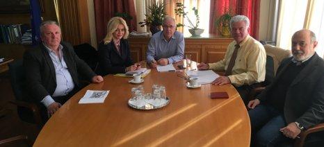 Στη δημιουργία σφαγείου αιγοπροβάτων στη Βόρεια Εύβοια προχωρούν οι δύο δήμοι της περιοχής