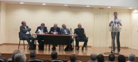 Αποστόλου από Λαμία: Δρομολογήθηκαν επιστροφές στους αγρότες ΦΠΑ και ΕΦΚ πετρελαίου ύψους 150 εκατ. ευρώ