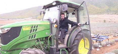 Ο Λ. Σεμερτζίδης από την Ξηρολίμνη Κοζάνης θα μας εκπροσωπήσει στον ευρωπαϊκό διαγωνισμό για τον καλύτερο νέο αγρότη
