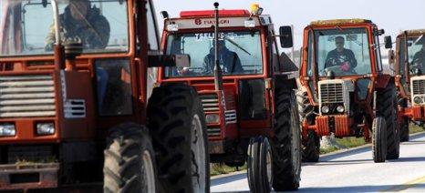 Διαδοχικές αγροτικές κινητοποιήσεις στα Χανιά