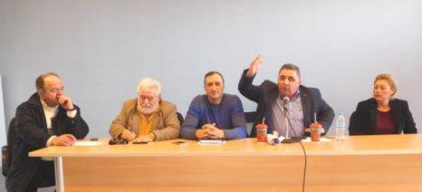 """Αυτόνομη """"κάθοδο"""" σε κινητοποιήσεις αποφάσισαν οι κτηνοτρόφοι Θεσσαλίας"""