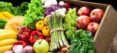 Στροφή καταναλωτών στα λαχανικά λόγω του εγκλεισμού από την πανδημία