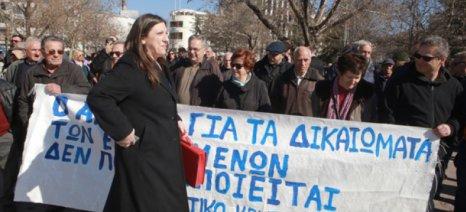 Ξεκίνησε την Παρασκευή η δίκη αγροτοσυνδικαλιστών για το μπλόκο της Νίκαιας και θα συνεχιστεί στις 7 Μαρτίου
