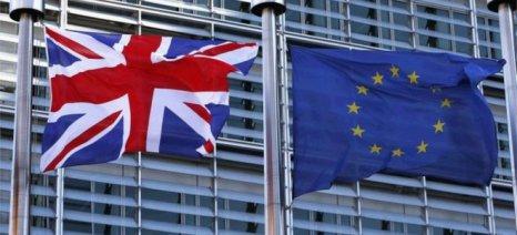 Το Ηνωμένο Βασίλειο φεύγει από την ΕΕ, αλλά οι διαπραγματεύσεις δεν έχουν τελειώσει