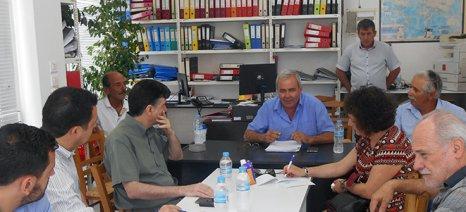 Γενική συνέλευση Α.Σ. Μεταποιημένων Οπορωκηπευτικών την Παρασκευή στην Αμαλιάδα