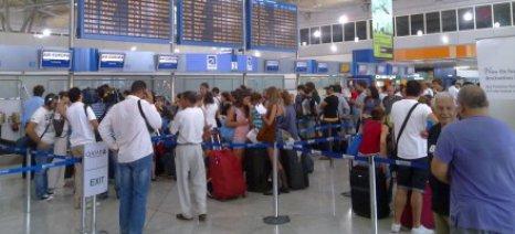 Αύξηση επιβατικής κίνησης το 2014 στο Ελ.Βενιζέλος