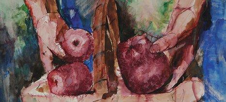 Ατομική έκθεση ζωγραφικής του Κώστα Κομνηνού στην Αθήνα με την υποστήριξη του Α.Σ. Ζαγοράς