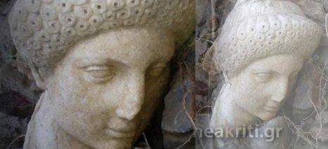 Η κακοκαιρία «ξέθαψε» αρχαιολογικό θησαυρό στην Ιεράπετρα
