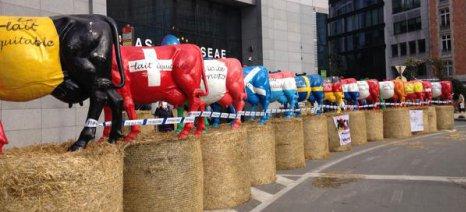Διαδήλωση με 6.000 αγρότες και πάνω από 2.000 τρακτέρ σήμερα στις Βρυξέλλες