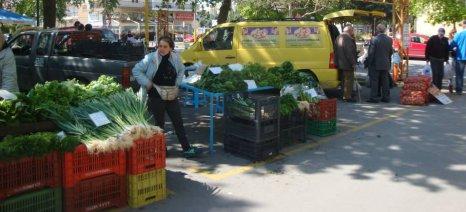 Νομιμοποίηση τώρα για την Αγορά Αγροτών-Παραγωγών ζητά ο Σύλλογος Γεωπόνων Πρέβεζας