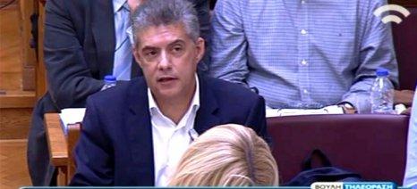Βελτιώσεις για το νομοσχέδιο για τα βοσκοτόπια πρότεινε ο Αγοραστός