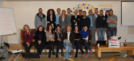 Με 18 νεοφυείς επιχειρήσεις ολοκληρώθηκε το Agri-Food Masterclass στην Πάτρα