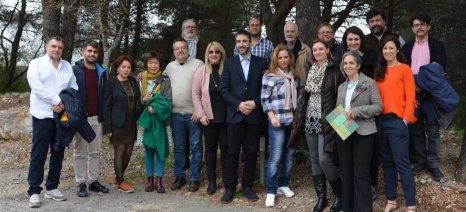 Στους Δελφούς πραγματοποιήθηκε ο 3ος διεθνής διαγωνισμός ελαιολάδου «Αthena International Olive Oil Competition»