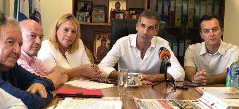 Να εδραιωθεί ως θεσμός φιλοδοξεί το 1ο AGROfest Στερεάς Ελλάδας