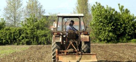 Στο 5% του εξωαγροτικού εισοδήματος τα έσοδα από άμεσες ενισχύσεις των ενεργών αγροτών