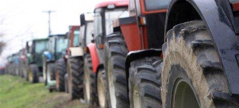 Κλιμακώνονται οι αγροτικές κινητοποιήσεις από Δευτέρα