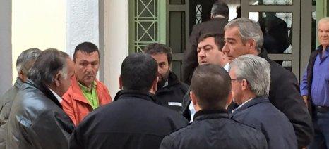 Αναβλήθηκε για τις 19 Μαΐου η δίκη των Σερραίων αγροτοσυνδικαλιστών
