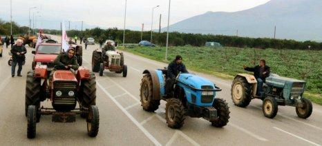 Η ενότητα των αγροτικών οργανώσεων και η συμπόρευση με άλλους κλάδους εντείνεται όσο περνούν οι μέρες