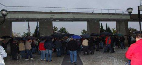 Συμβολική κατάληψη της Περιφέρειας Δυτικής Μακεδονίας από αγρότες