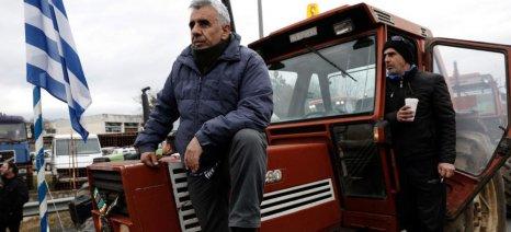 Δύο μεγάλα μπλόκα θα στηθούν στη Λάρισα, σε Νίκαια και Τέμπη