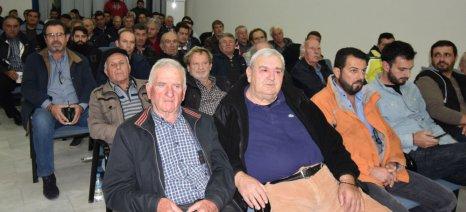 Σε Βασιλή και Πλατύκαμπο καλεί για τις επόμενες συσκέψεις αγροτών η ΕΟΑΣΝΛ