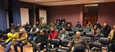 Ετοιμάζονται για κινητοποιήσεις οι αγρότες του Τυρνάβου